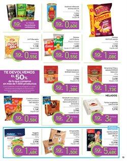Ofertas de La Carloteña  en el folleto de Carrefour en Algeciras