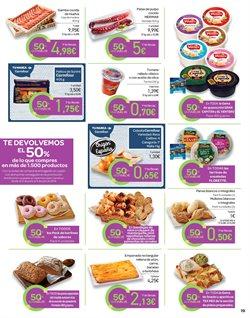 Ofertas de Ensaladas preparadas  en el folleto de Carrefour en Algeciras