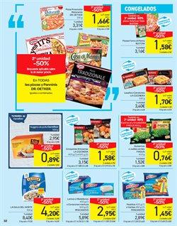 Ofertas de Lasaña  en el folleto de Carrefour en Algeciras