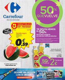 Ofertas de Hiper-Supermercados  en el folleto de Carrefour en Utrera