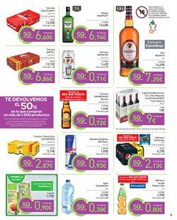 Ofertas de Agua  en el folleto de Carrefour en Alicante