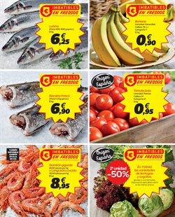Ofertas de Ensaladas  en el folleto de Carrefour en El Ejido
