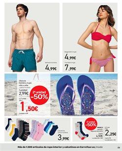 Ofertas de Bikinis  en el folleto de Carrefour en Alicante
