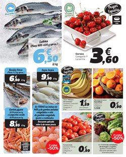 Ofertas de Lubina  en el folleto de Carrefour en Alcalá de Henares