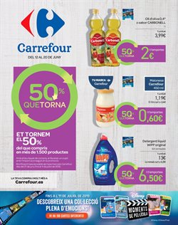 Ofertas de Carrefour  en el folleto de Sant Cugat del Vallès
