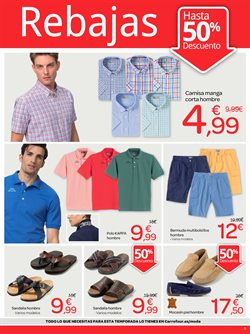 Ofertas de Zapatos  en el folleto de Carrefour en Alicante