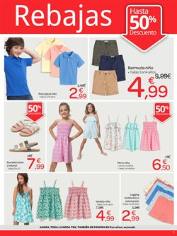 Ofertas de Leggins  en el folleto de Carrefour en Leganés