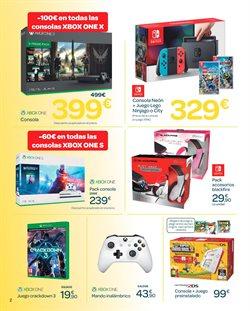 Ofertas de Nintendo  en el folleto de Carrefour en Majadahonda