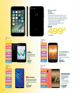 Ofertas de Smartphones  en el folleto de Carrefour en Mairena del Aljarafe