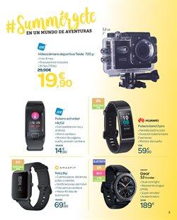 Ofertas de Relojes  en el folleto de Carrefour en Leganés