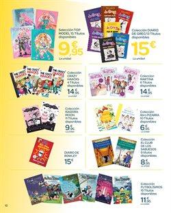 Ofertas de Agenda  en el folleto de Carrefour en Pozuelo de Alarcón