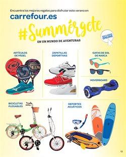 Ofertas de Gafas de sol  en el folleto de Carrefour en Palma de Mallorca