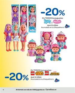 Ofertas de LEGO  en el folleto de Carrefour en Sevilla