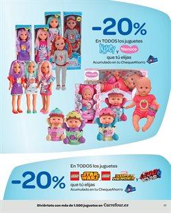 Ofertas de Juguetes  en el folleto de Carrefour en Torrevieja