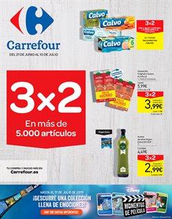 Ofertas de Hiper-Supermercados  en el folleto de Carrefour en Ferrol