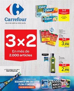 Ofertas de Hiper-Supermercados  en el folleto de Carrefour en Vilafranca del Penedes