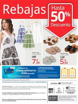 Ofertas de Vestidos  en el folleto de Carrefour en Las Palmas de Gran Canaria