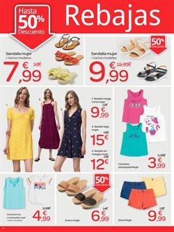 Ofertas de Sandalias  en el folleto de Carrefour en Bilbao