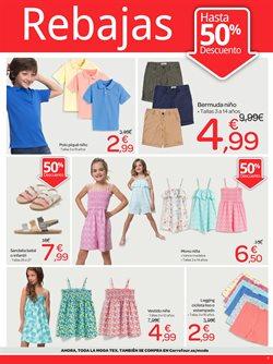 Ofertas de Pantalones de deporte  en el folleto de Carrefour en Bilbao