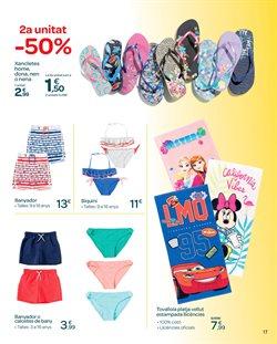 Ofertas de Bikinis  en el folleto de Carrefour en Barcelona