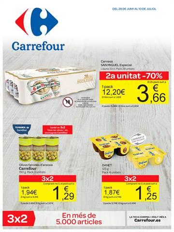 Y FeliuDirecciones Supermercados Carrefour Horarios Sant 8nwmN0
