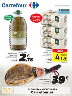 Ofertas de Carrefour  en el folleto de Marbella
