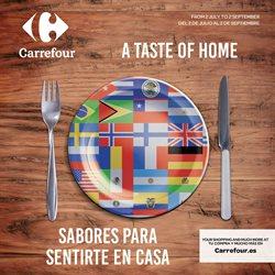 Ofertas de Hiper-Supermercados  en el folleto de Carrefour en Xàtiva