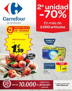 Ofertas de Carrefour  en el folleto de San Vicente del Raspeig