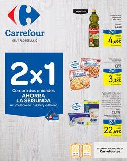 Ofertas de Carrefour  en el folleto de Santander