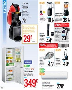 Ofertas de Carrefour  en el folleto de Sitges
