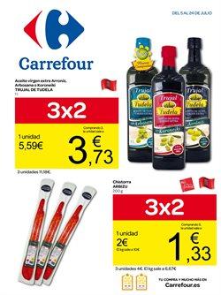 Ofertas de Carrefour  en el folleto de Tudela