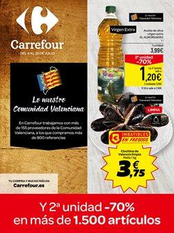 Ofertas de Arena Multiespacio  en el folleto de Carrefour en Valencia