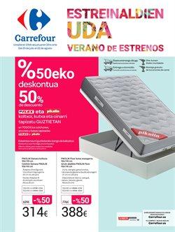 Ofertas de Hogar y muebles  en el folleto de Carrefour en Donostia-San Sebastián