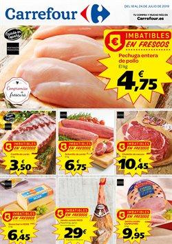 Ofertas de Hiper-Supermercados  en el folleto de Carrefour en Vilanova de Arousa