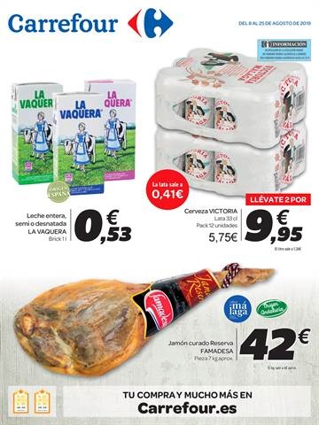 Málaga Y Horarios RosaledaOfertas Carrefour La A4jLR5