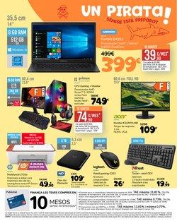 Ofertas de HP en el catálogo de Carrefour ( 4 días más)