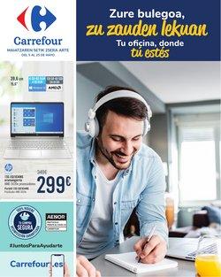 Ofertas de Informática y Electrónica en el catálogo de Carrefour ( 7 días más)