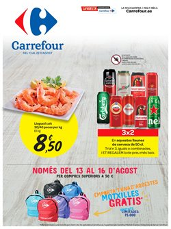 Ofertas de Carrefour  en el folleto de Prat de Llobregat