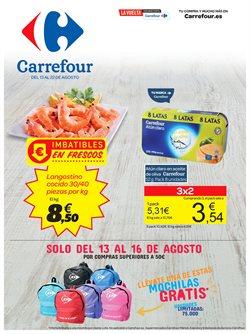 Ofertas de Hiper-Supermercados  en el folleto de Carrefour en Lucena