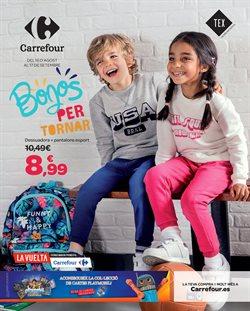 Ofertas de Ropa, zapatos y complementos  en el folleto de Carrefour en Cornellà