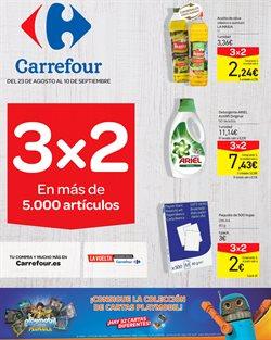 Ofertas de Hiper-Supermercados  en el folleto de Carrefour en Burgos