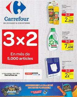 Ofertas de Glòries  en el folleto de Carrefour en Barcelona