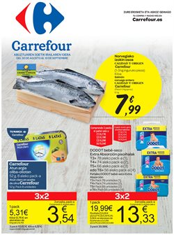 Carrefour Bilbao | Folleto: 3x2 | Tiendeo
