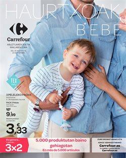 Ofertas de Juguetes y bebes  en el folleto de Carrefour en Santurtzi