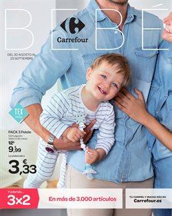 Ofertas de Juguetes y bebes  en el folleto de Carrefour en Paterna