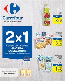 Ofertas de Carrefour  en el folleto de Lugo