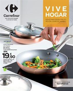 Ofertas de Hogar y muebles  en el folleto de Carrefour en Arroyomolinos