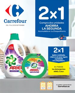 Ofertas de Hiper-Supermercados  en el folleto de Carrefour en Los Palacios y Villafranca