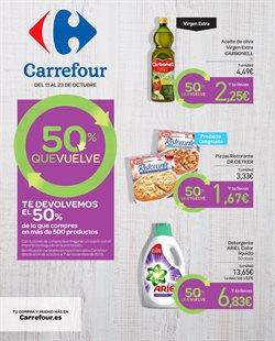 Ofertas de Hiper-Supermercados  en el folleto de Carrefour en Almoradí