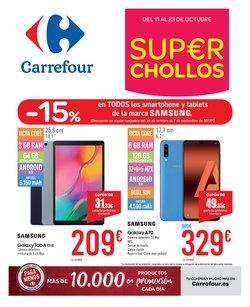 Ofertas de Informática y electrónica  en el folleto de Carrefour en Ceuta